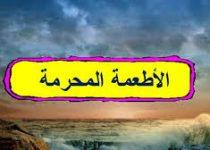 Makanan Yang Diharamkan Berdasarkan Al-Qur'an